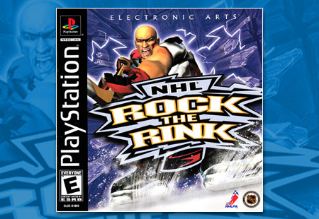 PlayStation NHL Rock The Rink