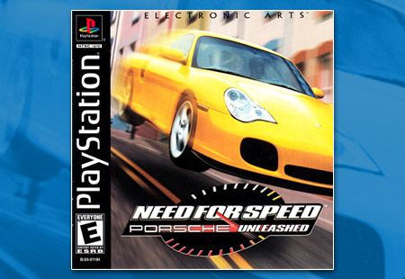 PlayStation Need for Speed: Porsche Unleashed