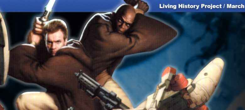 PlayStation Star Wars Episode I: Jedi Power Battles,