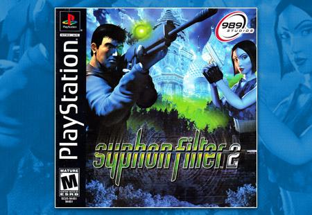 PlayStation Syphon FIilter 2