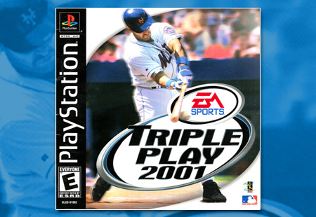 PlayStation Triple Play 2001