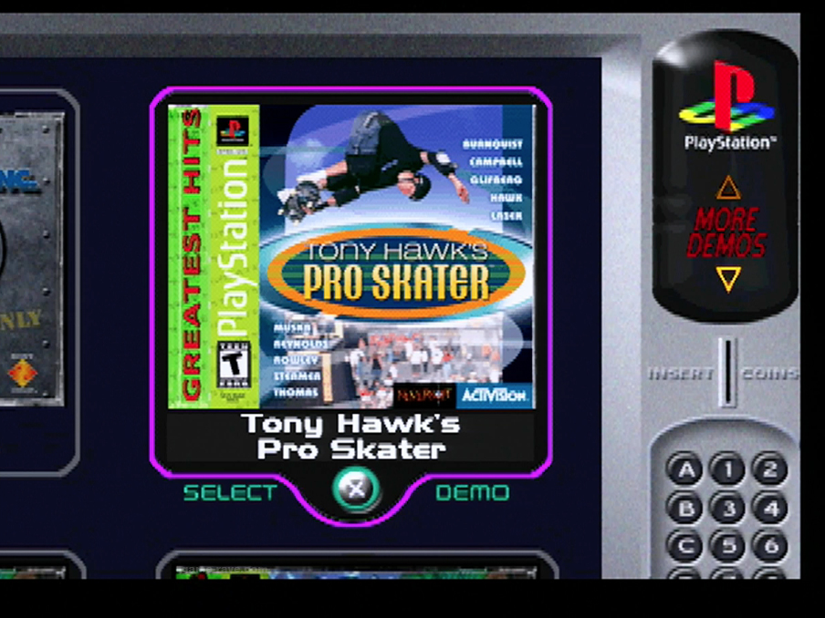 PSX Kiosk Demo 1.21 Screen Shot 7_15_17, 10.13 AM 3