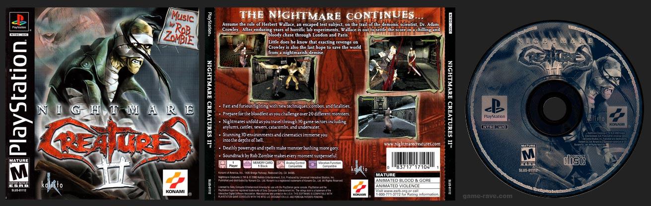 PlayStation Nightmare Creatures II