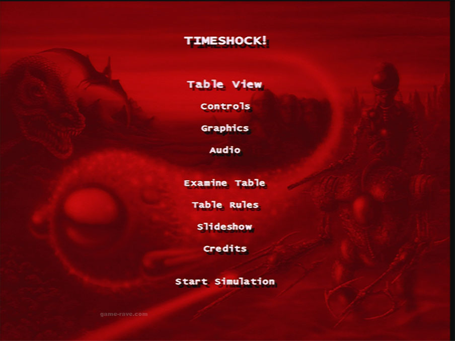 PSX Pro Pinball Time Shock Screenshot8