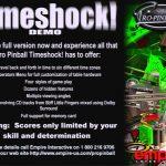 Pro-Pinball timeshock! Demo CD
