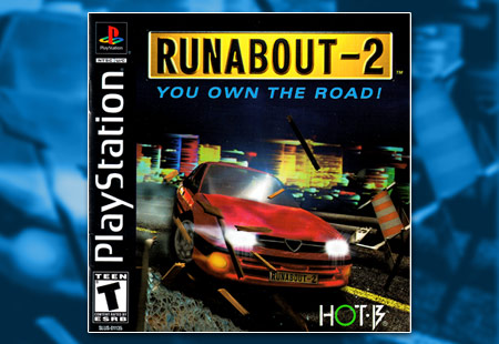 PlayStation Runabout 2
