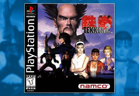 PlayStation Tekken 2