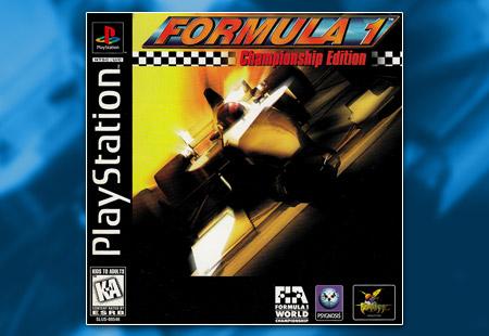 PSX Formula 1 Championship Edition