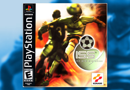 PSX PlayStation International Superstar Soccer Pro Evolution
