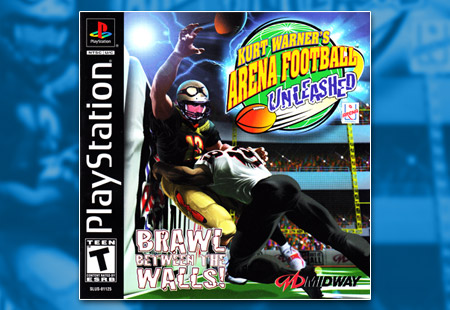 PlayStation Kurt Warner's Arena Football Unleashed