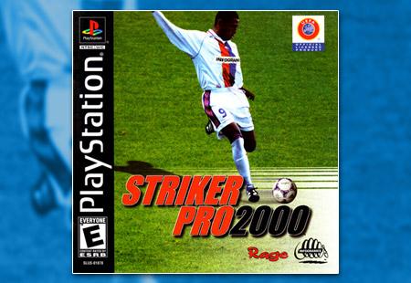 PlayStation Striker Pro 2000