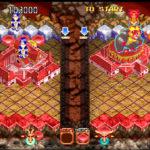 Builder's Block Screenshot Arcade Mode Screenshot