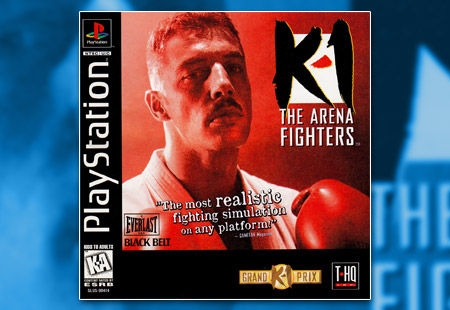 PSX PlayStation K-1: The Arena Fighters