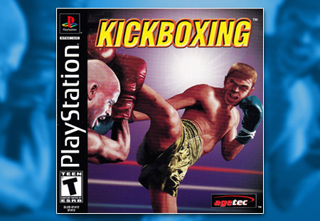 PSX PlayStation Kickboxing