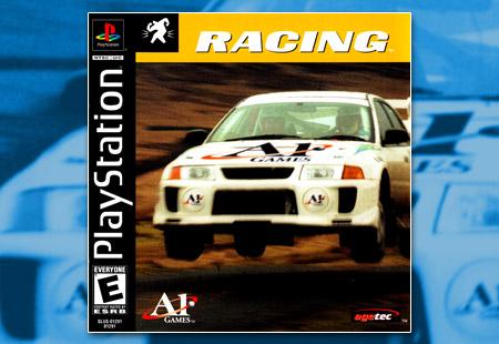 PSX PlayStation Racing
