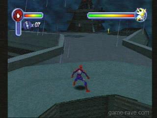 PSX PlayStation Spider-Man 2 Enter Electro 9/11 version