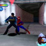 PSX PlayStation Spider-Man Enter Electro Screenshot