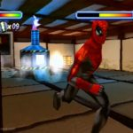 PSX PlayStation Spider-Man Enter Electro ScreenshotPSX PlayStation Spider-Man Enter Electro Screenshot