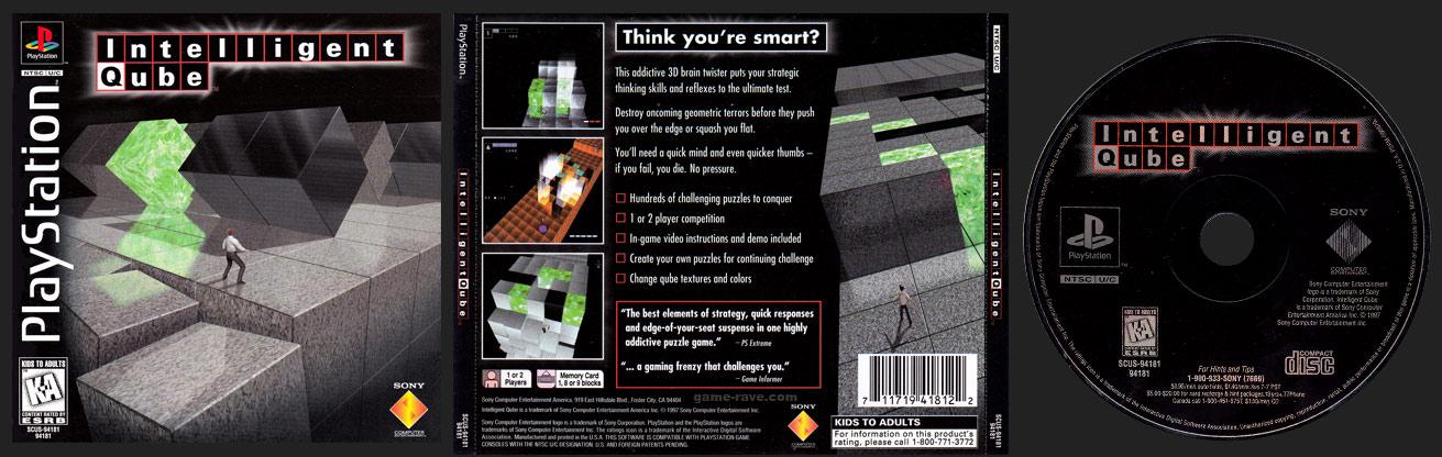PSX PlayStation Intelligent Qube