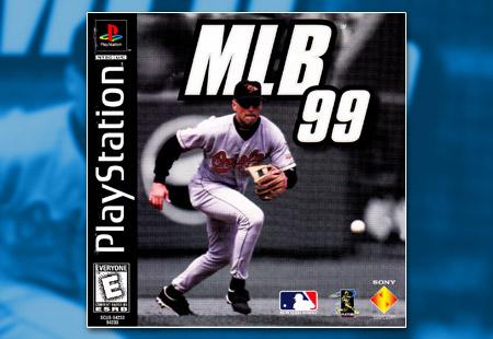 PSX PlayStation MLB 99