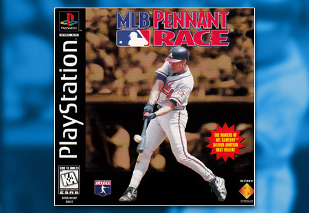 PSX PLayStation MLB Pennant Race