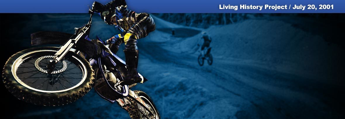 July 20th, 2001 New Release: Motocross Mania