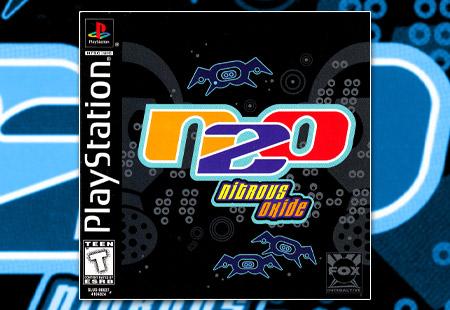 PSX PlayStation N2O Nitrous Oxide