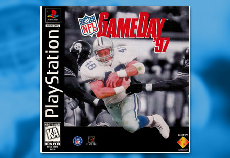 PSX PlayStation NFL GameDay '97
