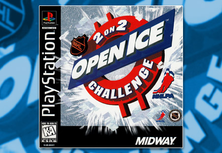 PSX PlayStation NHL Open Ice: 2 on 2 Challenge