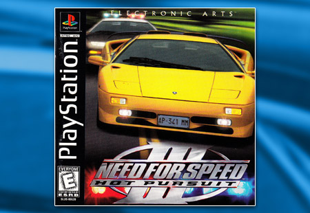 PSX PlayStation Need For Speed III: Hot Pursuit