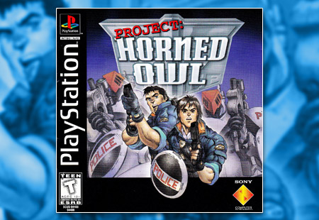 PSX PlayStation Project: Horned Owl