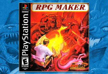 PSX PlayStation RPG Maker