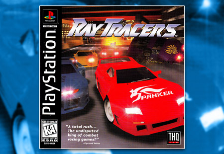 PSX PlayStation Ray Tracers