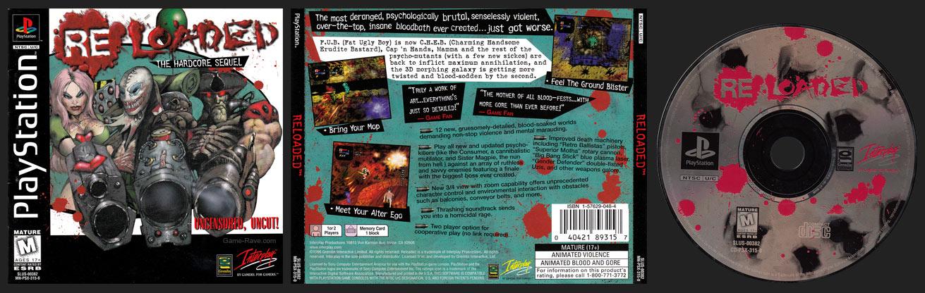 PSX PlayStation Reloaded