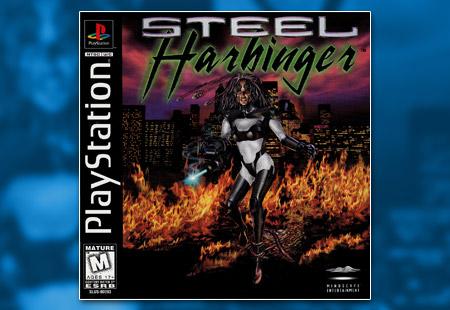 PSX PlayStation Steel Harbinger