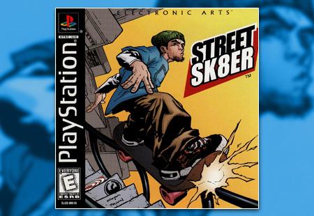 PSX PlayStation Street Sk8er