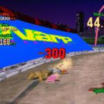 PSX PlayStation PSX Street Sk8er Screenshot