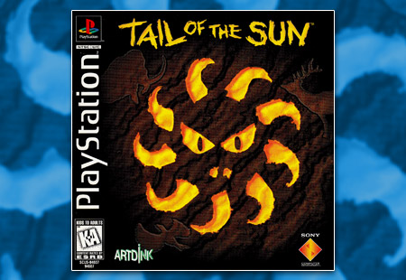 PSX PlayStation Tail of the Sun