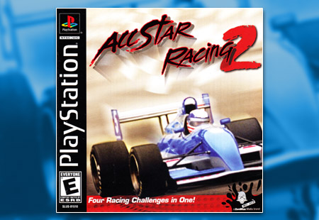 PSX PLayStation All Star Racing 2