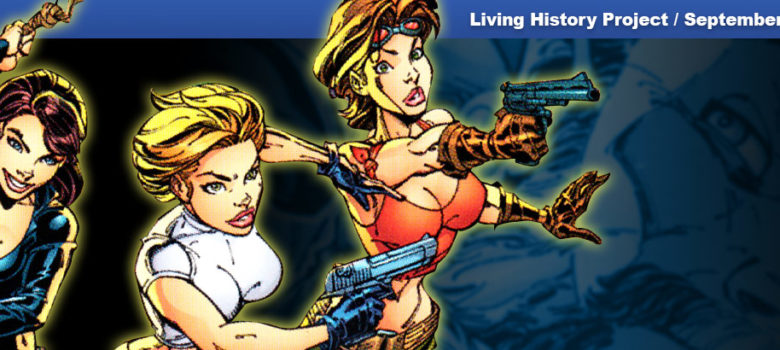 PSX PlayStation Danger Girl
