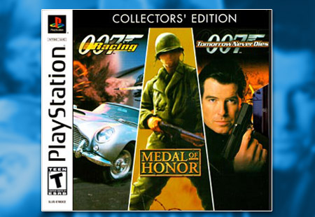PSX PlayStation Electronic Arts Action Collector's Edition