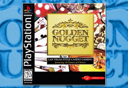 PSX PlayStation Golden Nugget