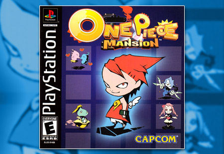 PSX PlayStation One Piece Mansion
