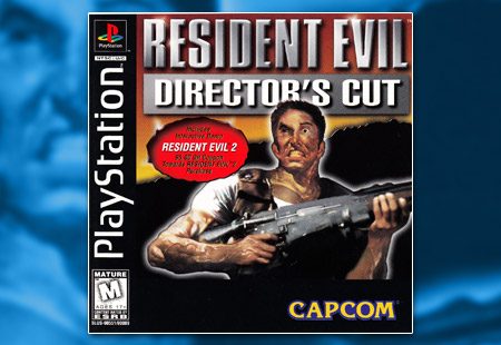 PSX PlayStation Resident Evil: Director's Cut