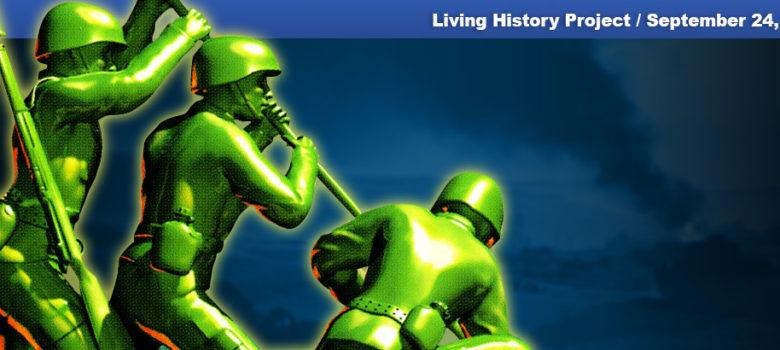 PSX PlayStation Army Men: World War - Land * Sea * Air