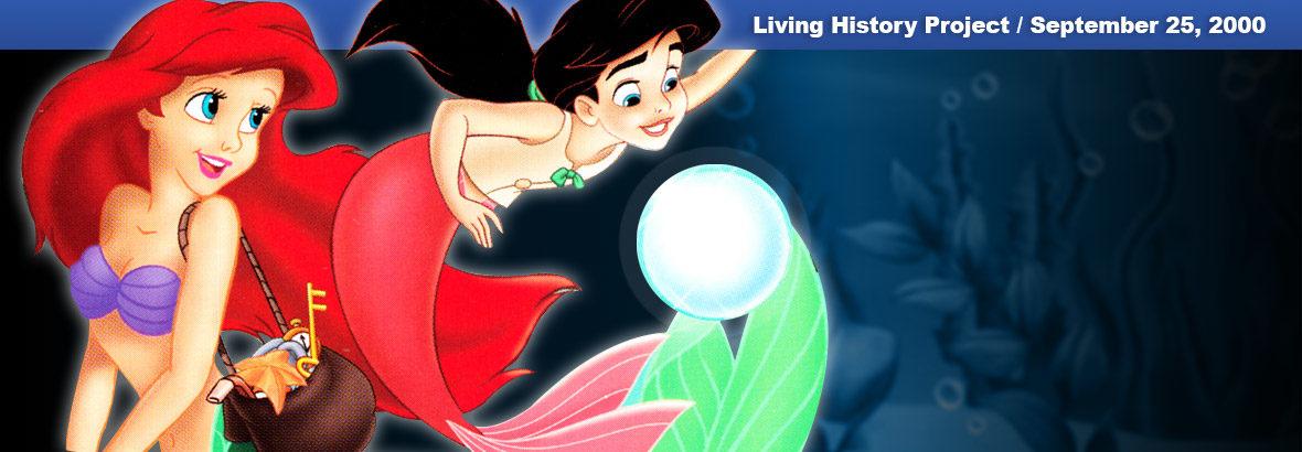 Sep. 25 New Releases: Disney's The Little Mermaid II & Vampire Hunter D