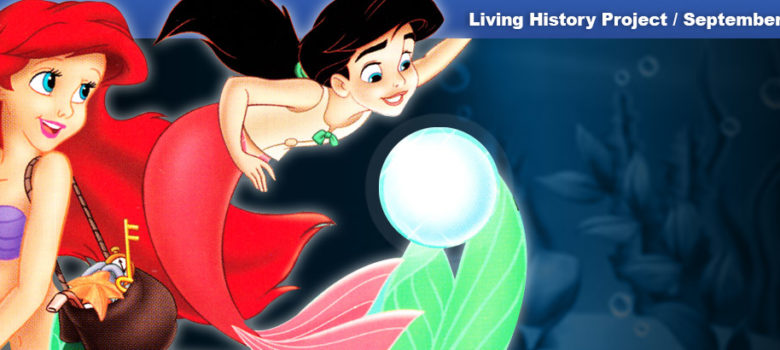 PSX PlayStation Disney's The Little Mermaid II