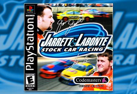 PSX PlayStation Jarrett & Labonte Stock Car Racing