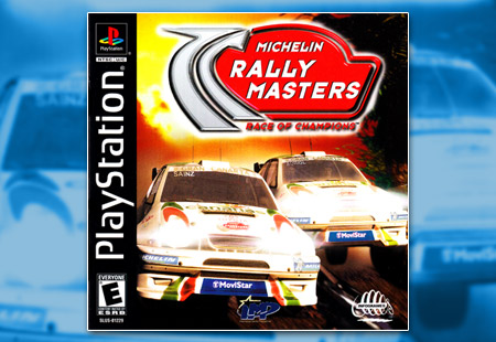 PSX PlayStation Michelin Rally Masters: Race of Champions