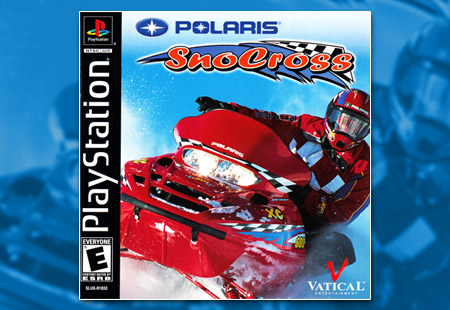 PSX PlayStation Polaris SnoCross